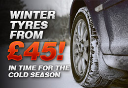 winter tyres promotion